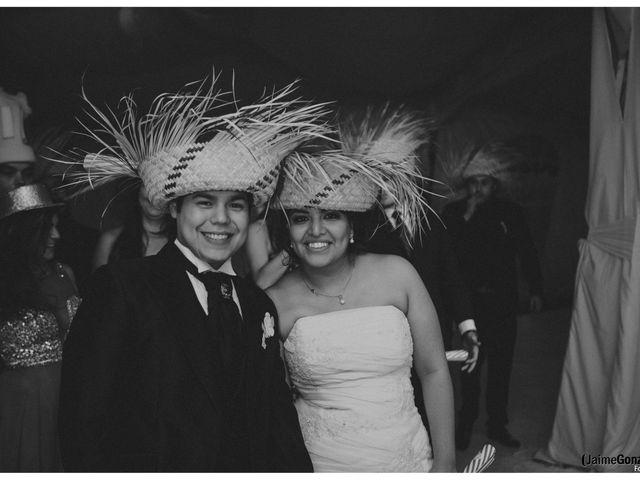 La boda de Elizabeth y Francisco