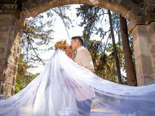 La boda de Alondra y Carlos