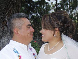La boda de Nadia Patricia y Miguel Ángel 2