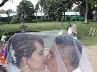 La boda de Nadia Patricia y Miguel Ángel 3