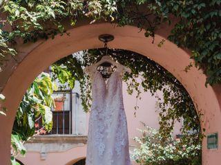 La boda de Giovanna y Carlos 1