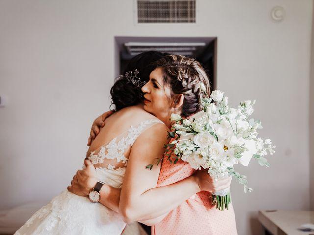La boda de Iván y Abril en Aguascalientes, Aguascalientes 1