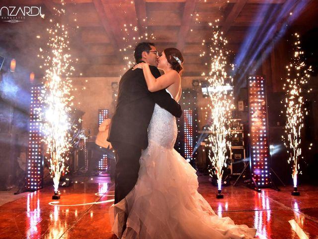La boda de Kristel y Ulises