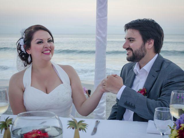 La boda de Thamara y Ramon