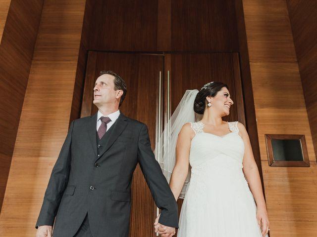 La boda de Daniela y José Ramón