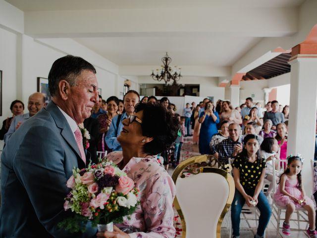 La boda de Silvia y Abisaí