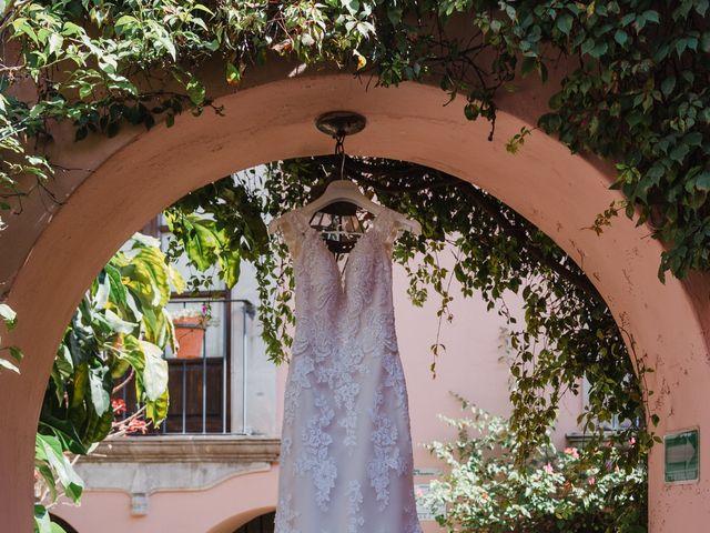La boda de Carlos y Giovanna en San Miguel de Allende, Guanajuato 4
