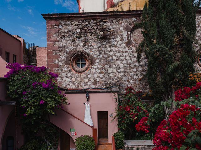 La boda de Carlos y Giovanna en San Miguel de Allende, Guanajuato 3