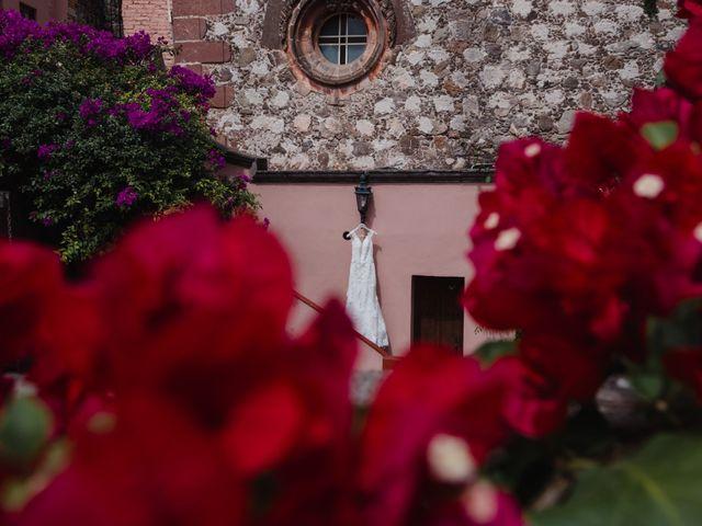 La boda de Carlos y Giovanna en San Miguel de Allende, Guanajuato 5