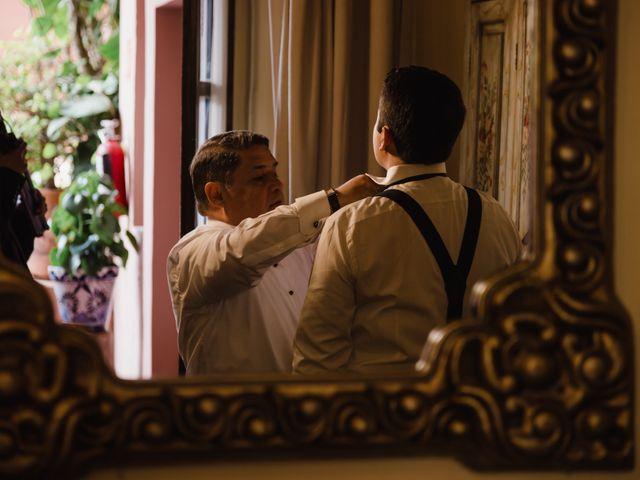 La boda de Carlos y Giovanna en San Miguel de Allende, Guanajuato 2