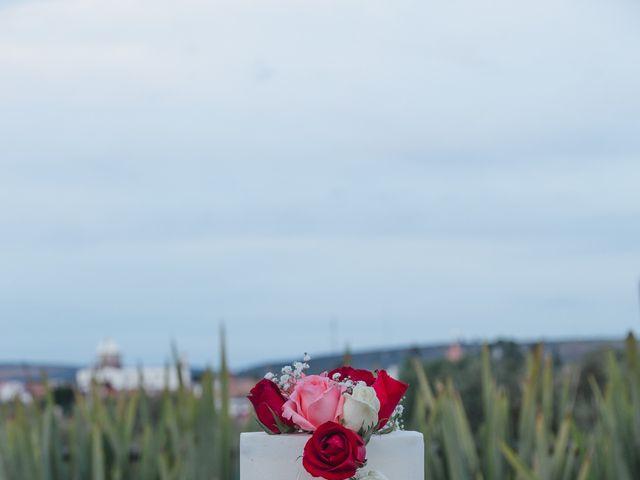 La boda de Carlos y Giovanna en San Miguel de Allende, Guanajuato 11