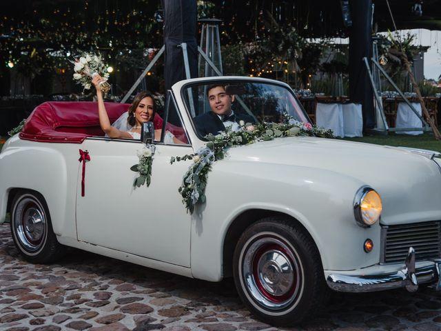 La boda de Carlos y Giovanna en San Miguel de Allende, Guanajuato 13