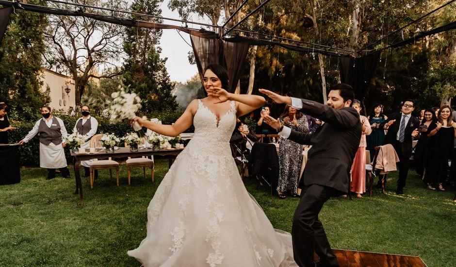 La boda de Iván y Abril en Aguascalientes, Aguascalientes