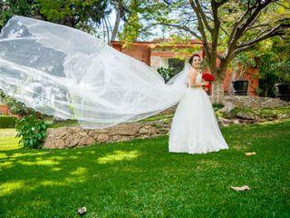 La boda de Roxana y Mercurio 3