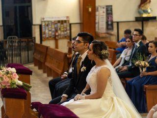 La boda de Yunué y Francisco 1