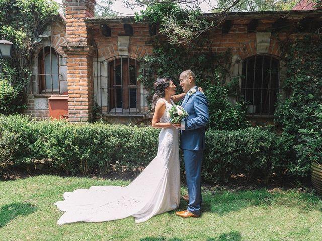 La boda de Viviana y Horacio