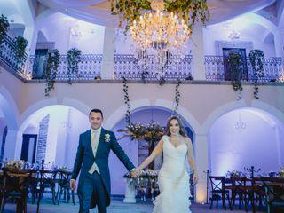 La boda de Kristel y Christian