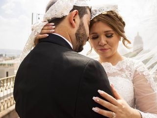 La boda de Denisse y Luis