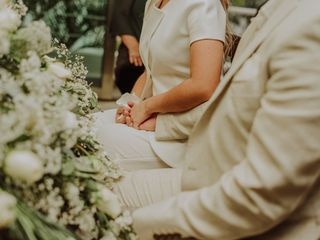 La boda de Mario y Evelyn 2