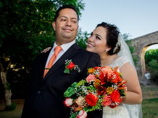 La boda de Wendy y Alejandro