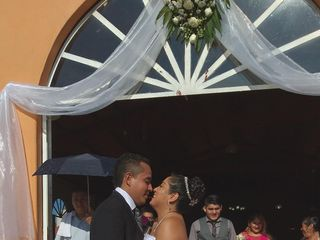 La boda de Milagros  y José Francisco  1
