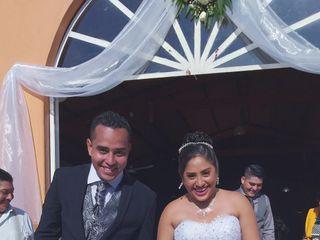 La boda de Milagros  y José Francisco  3