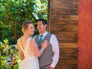 La boda de Karina y Josue