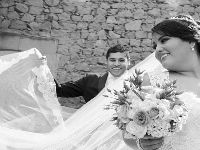 La boda de Violeta y Felipe