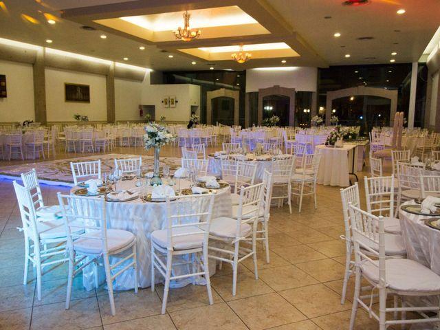 La boda de Luis y Paty en Aguascalientes, Aguascalientes 4