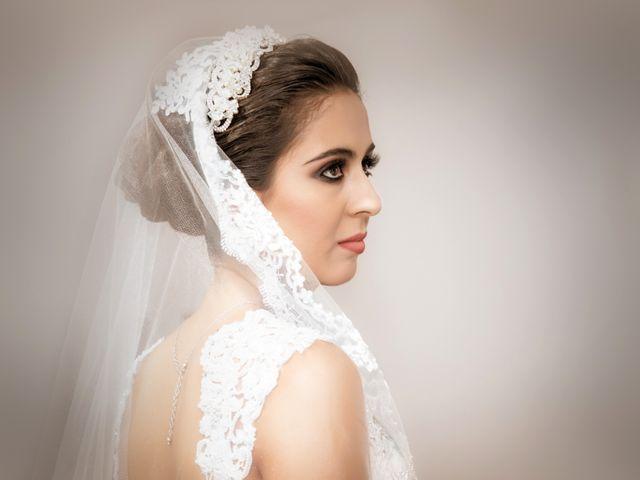 La boda de Luis y Paty en Aguascalientes, Aguascalientes 13