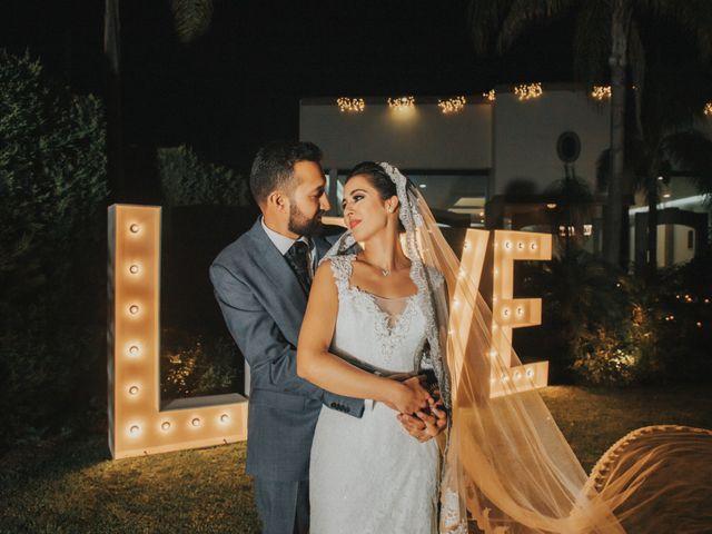 La boda de Luis y Paty en Aguascalientes, Aguascalientes 16