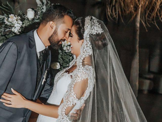 La boda de Paty y Luis