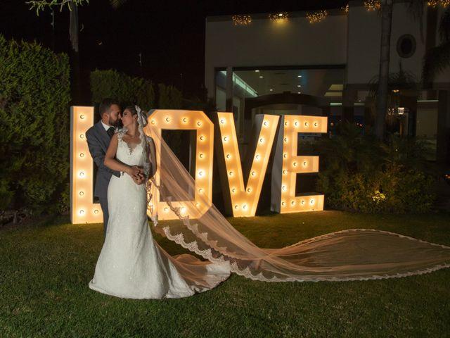 La boda de Luis y Paty en Aguascalientes, Aguascalientes 18