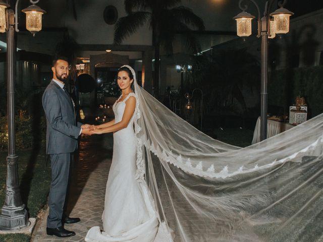 La boda de Luis y Paty en Aguascalientes, Aguascalientes 19