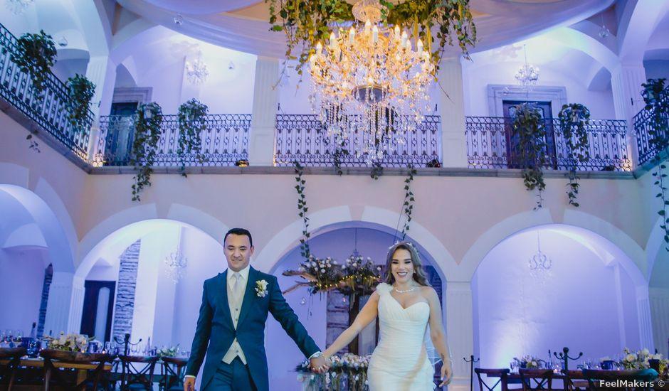 La boda de Christian y Kristel en Puebla, Puebla
