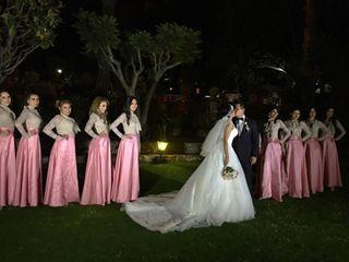 La boda de Ana Karen y Aldo  3