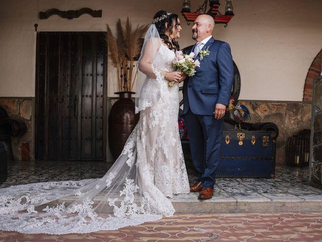 La boda de Daniel y Paty en San Martín Hidalgo, Jalisco 6