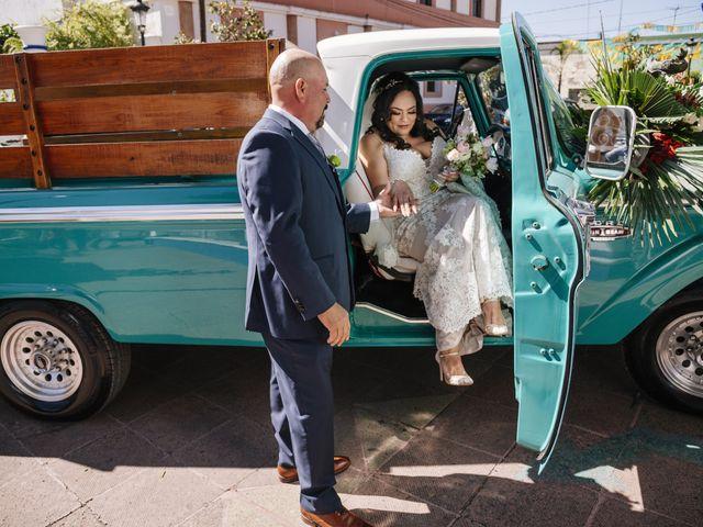 La boda de Daniel y Paty en San Martín Hidalgo, Jalisco 7