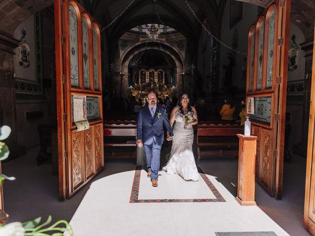 La boda de Daniel y Paty en San Martín Hidalgo, Jalisco 10
