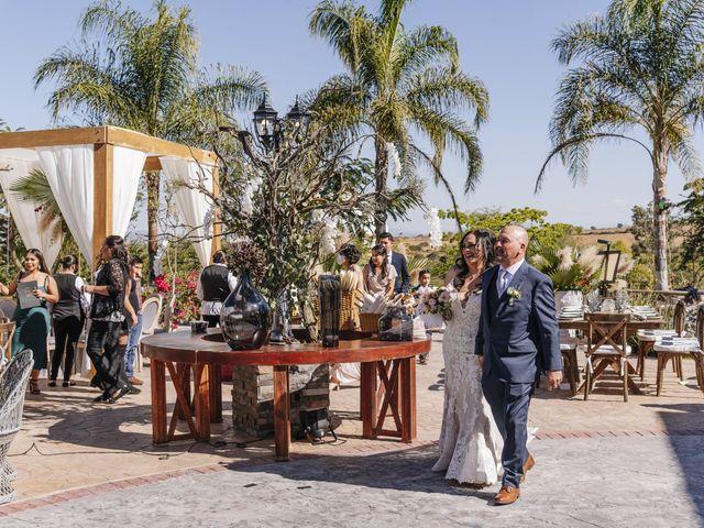 La boda de Daniel y Paty en San Martín Hidalgo, Jalisco 13