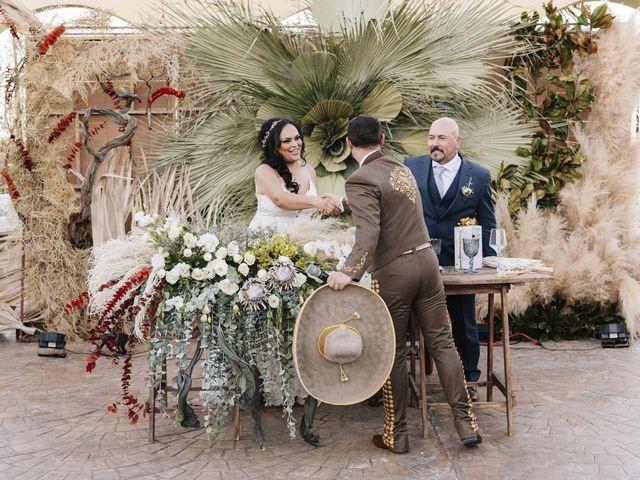 La boda de Daniel y Paty en San Martín Hidalgo, Jalisco 15