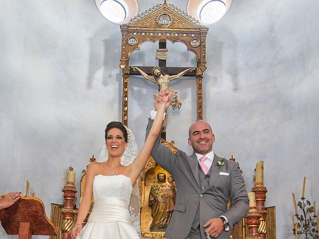 La boda de María y Bernardo