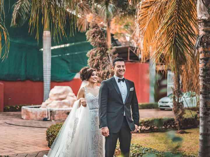 La boda de Zulim y Isaías