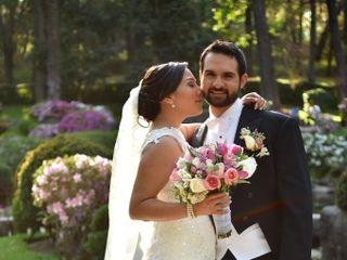 La boda de Gabriela y Francisco