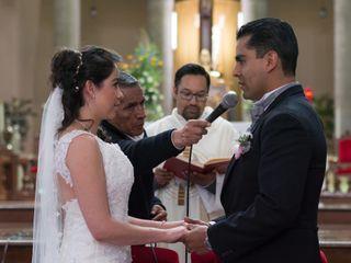 La boda de Janny y Héctor 1