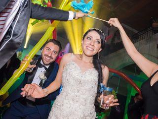 La boda de Sandra y Freddy