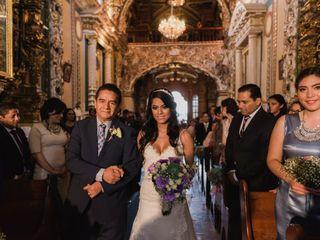 La boda de Ale y Paco