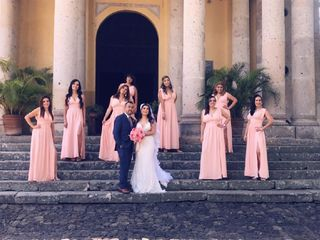 La boda de Alejandra y Jorge 2