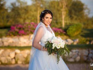 La boda de Diana Estefanía y Othoniel 2