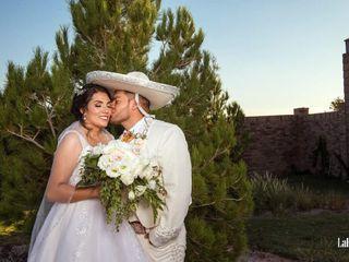 La boda de Diana Estefanía y Othoniel